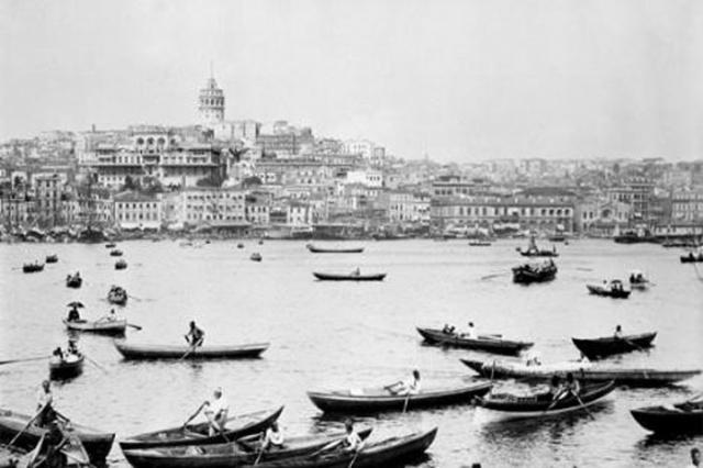 Birbirinden güzel eski İstanbul resimleri