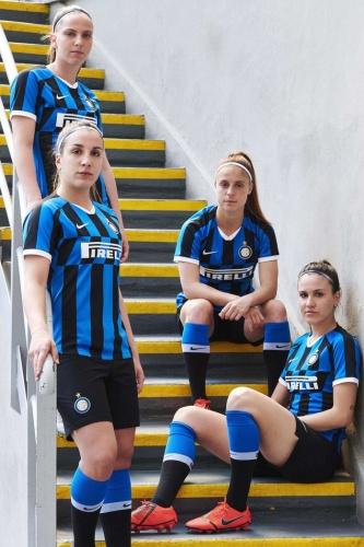 Inter'in yeni sezon forması tanıtıldı!