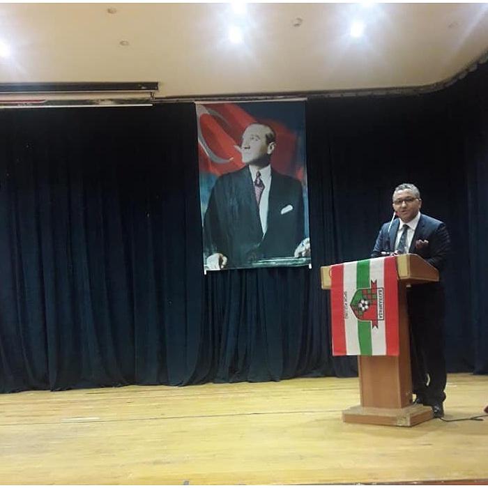Bayrampaşaspor'un yeni başkanı Cengiz Günaydın