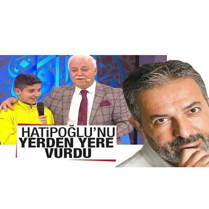 Nihat Hatipoğlu'nu yerden yere vurdu