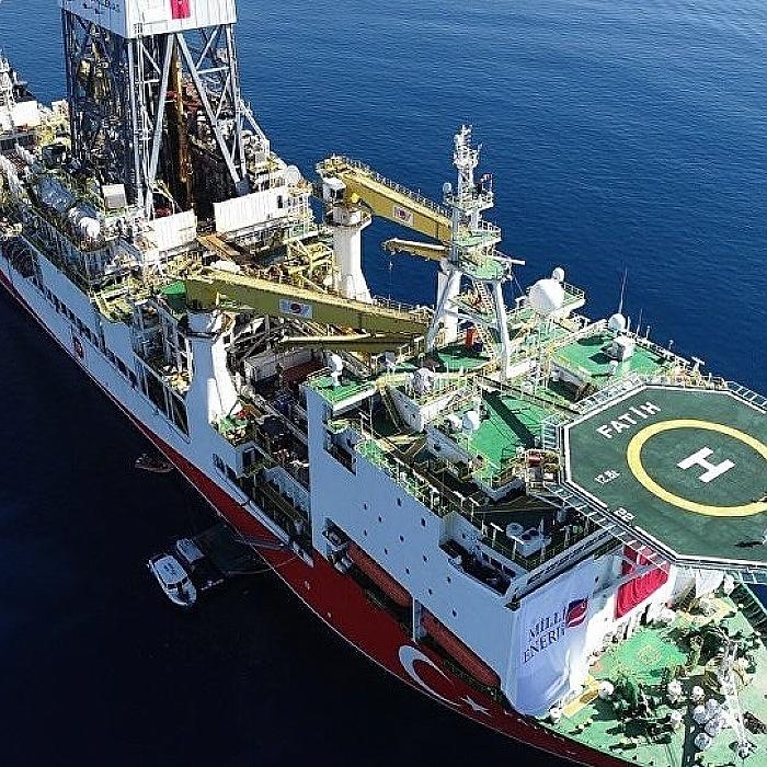 Rumlardan Fatih sondaj gemi personeline tutuklama kararı