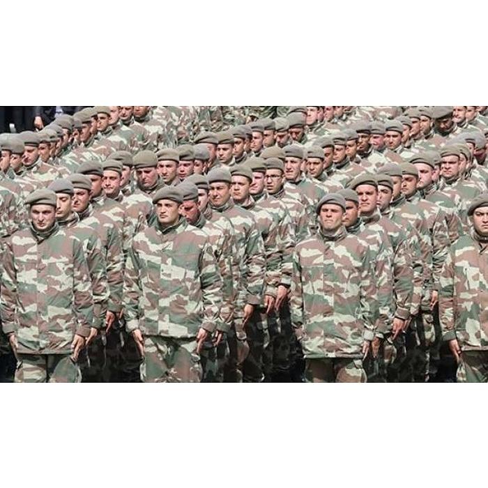 Yeni Askerlik yürürlüğe girdi, 120 bin terhis bekleniyor