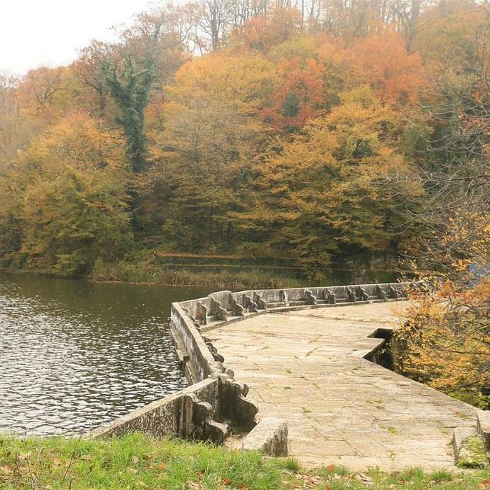 Ayvat Bendi Tabiat Parkı'na Modern Yaşam Alanı kuruluyor