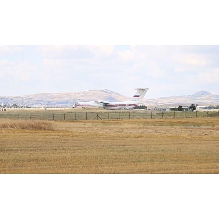 S-400'lerin ilk bölümü Ankara'ya ulaştı