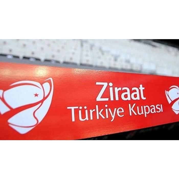 Ziraat Türkiye Kupası'nda 1. eleme turu kuraları çekildi