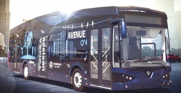 ASELSAN'ın ürettiği ilk milli elektrikli otobüsler yollara çıkıyor