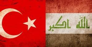 Irak'tan Türkiye'ye...