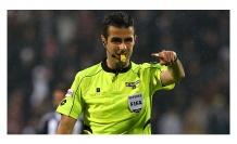 Sakaryaspor - Fatih Karagümrük maçını Mete Kalkavan yönetecek