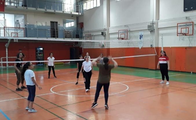 Beyoğlu'nda Yaz Spor Okulları İle Eğitime Ara Vermek Yok!